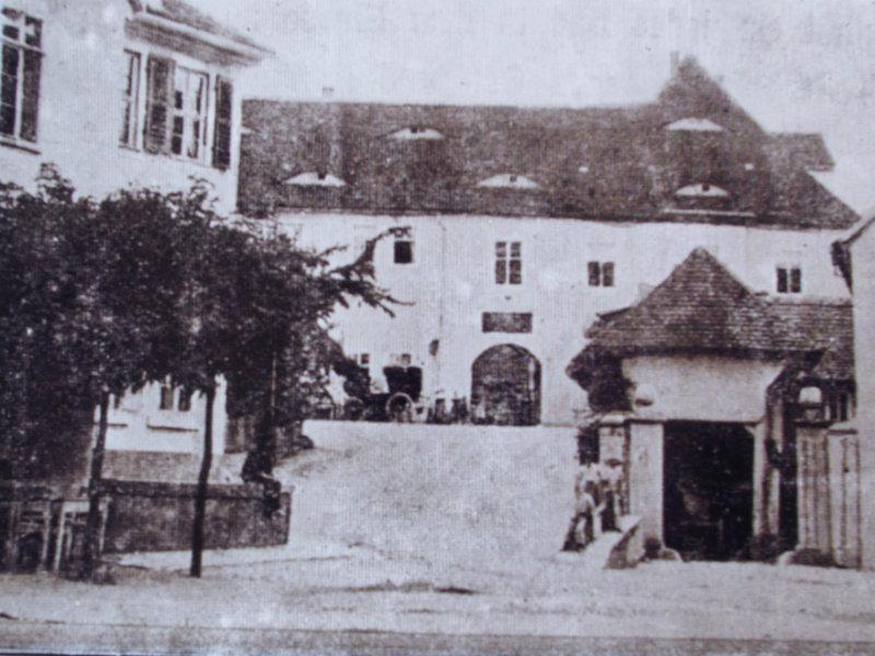 Salinegasthof & Ritterbad