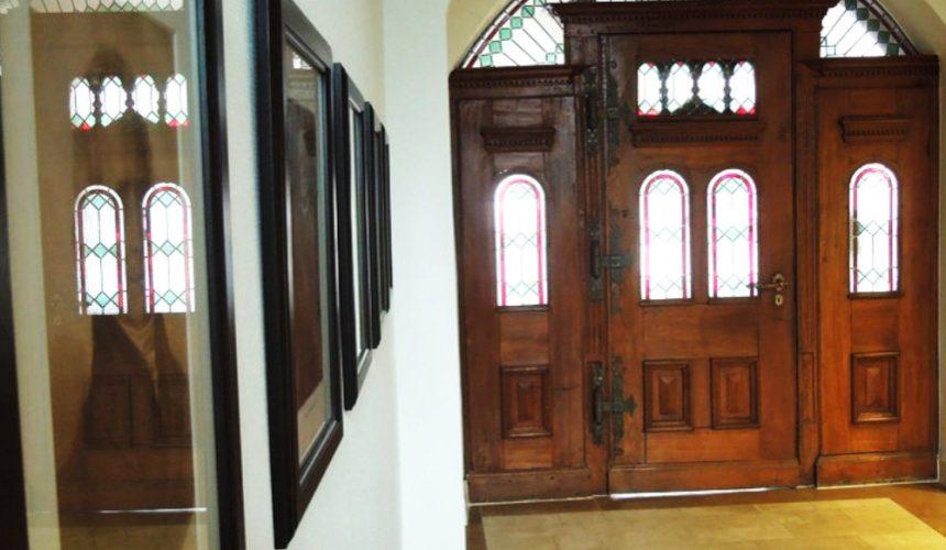Eingangsbereich Hotel Mutiger Ritter