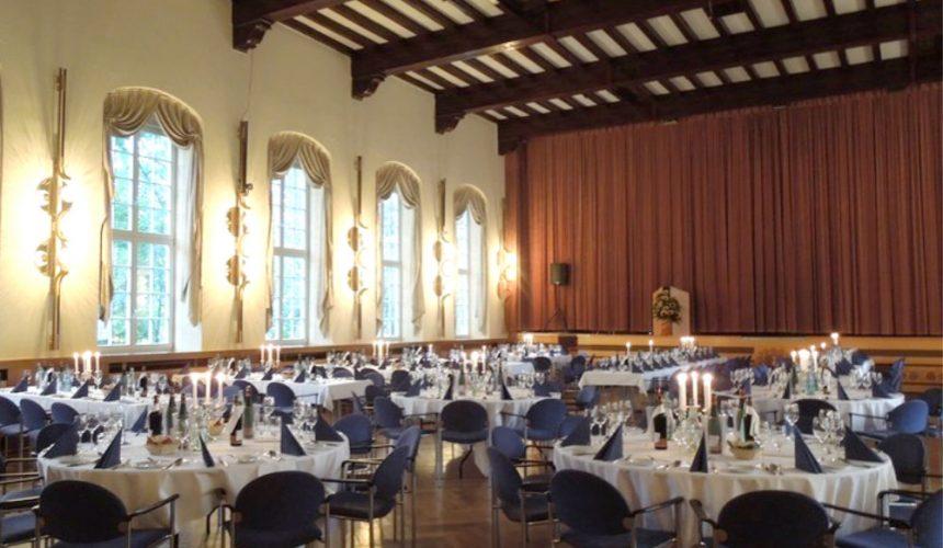 Speise- und Konferenzsaal